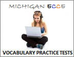 ECCE VOCABULARY ONLINE TESTS