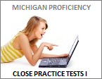 ECPE CLOSE ONLINE TESTS I