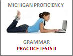 ECPE GRAMMAR ONLINE TESTS II