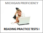 ECPE READING ONLINE TESTS I